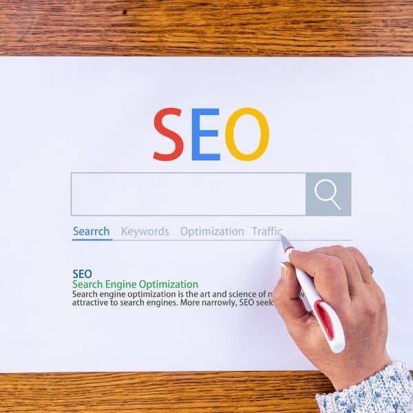 seo is the best way to market your business